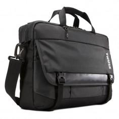 Geanta Thule Subterra Deluxe pentru MacBook Pro, Gray - Geanta laptop THULE, 15 inch, Nailon, Gri
