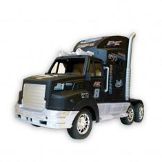 Camion Freight Truck WH-8687, sunet de motor, telecomanda - Tuning camioane