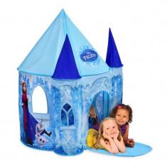 Castel pentru copii Frozen, 130 x 100 x 90 cm - Casuta/Cort copii