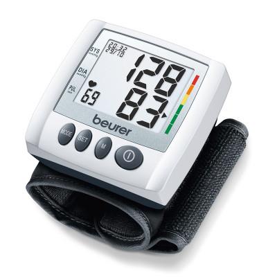 Tensiometru de incheietura BC30 Beurer, 3 x 40 memorii foto