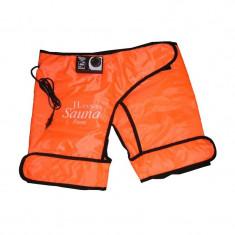 Pantaloni sauna Sauna Pants, temperatura reglabila - Echipament Fitness