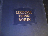 LEXICON TEHNIC ROMAN- VOL4-INTOCMIT-A.S,I,T.-COORD. REMUS RADULET-572 PG A 4