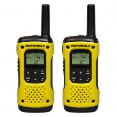 Statii emisie receptie Motorola T92 H2O, 8 canale, LCD - Statie radio