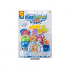 Balonase in baita sirena - Masina de balonase Alex Toys