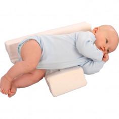 Suport de dormit, Womar Zaffiro, alb - Perna bebelusi