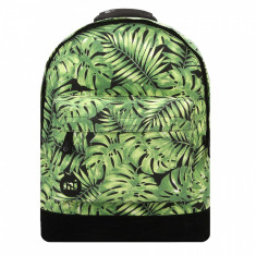 Rucsac Mi-Pac Tropical Leaf (100% Original) - Cod 354701 - Ghiozdan, Unisex, Multicolor
