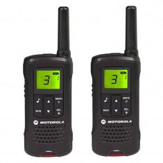 Statii radio profesionale Motorola T60, 8 Km, LCD - Statie radio