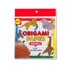 Origami animale - Set rechizite Alex Toys