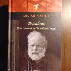 Bricabrac. De la cosmarul real la realismul magic - Lucian Pintilie (2017)
