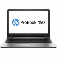 Laptop HP 15.6'' Probook 450 G3, HD, Intel Core i3-6100U, 4GB DDR4, 500GB, GMA HD 520, FreeDos