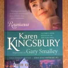 Karen Kingsbury - Reuniunea