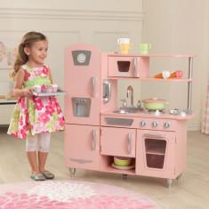 Bucatarie pentru copii Vintage Pink Kidkraft