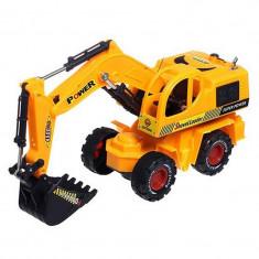 Excavator cu telecomanda Project, 6 x AA - Vehicul