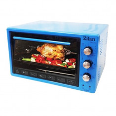 Cuptor electric Zilan, 37 l, 1400 W, termostat reglabil