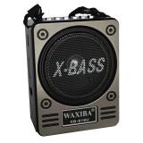 Radio Mp3 portabil Waxiba XB-919U, mufa jack