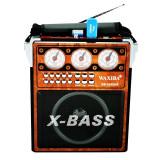 Cumpara ieftin Radio portabil Waxiba XB-1052UR, suport card SD/USB