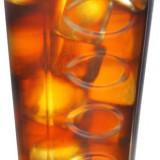 Set 6 pahare sticla ARTEMIS 455cc h136xd88mm MN015888 LAV ARTCRAFT