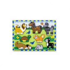 Puzzle relief Animale de companie