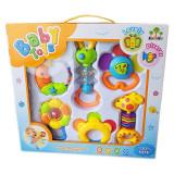 Set jucarii Baby Toys Sunlike, 6 piese