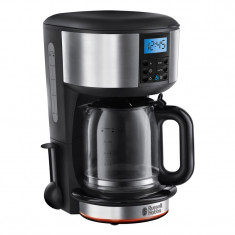 Cafetiera Legacy Stainless Steel Russell Hobbs, 10 cesti
