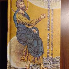 Istoria cruciadelor, vol 3 (III) - Steven Runciman (2015) - Istorie