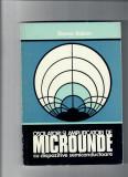 Oscilatori si amplificatori de microunde cu dispozitive semiconductoare