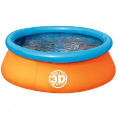 Piscina pentru copii 3D - Piscina copii