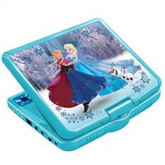 DVD player Disney Frozen Lexibook - OKAZIE - DVD Player Portabil