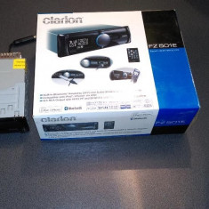 PLAYER AUTO Clarion FZ-501E CU Bluetooth + Usb/Mp3/Wma - Pachete car audio auto