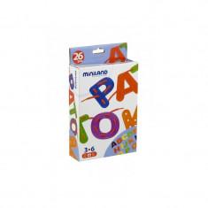 Joc cu Litere - Jocuri Litere si Cifre MINILAND