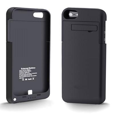 Baterie externa pentru iPhone 5, 2200 mAh foto