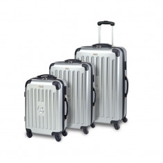 Set 3 trolere New York Princess Traveller - Set rechizite