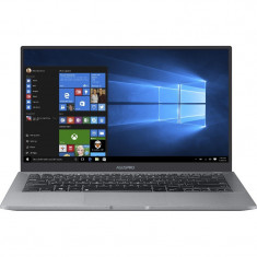 Laptop ASUS 14'' B9440UA, FHD, Core i7-7500U, 8GB, 512GB SSD, GMA HD 620, FingerPrint, W10 Pro, Grey