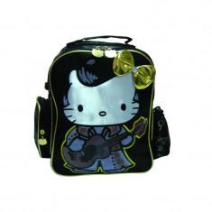 Ghiozdan BTS gradinita Hello Kitty Gold