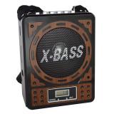 Radio portabil cu ceas Waxiba XB-916CU, mufa jack