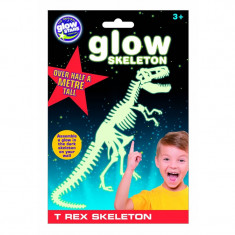 Schelet dinozaur T-rex fosforescent, Glowstars Company