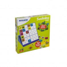 Sudoku Insecte - Jocuri arta si creatie MINILAND
