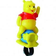 Claxon Bicicleta, Winnie the Pooh Disney, Eurasia, 3 ani+