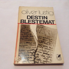 OLIVER LUSTIG - DESTIN BLESTEMAT,R21, 1980