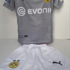 Echipamente fotbal pentru copii copii Borusia Dortmund Reus model nou gri - Echipament fotbal, Marime: Alta