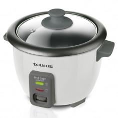 Aparat gatit orez Rice Chef Compact Taurus, 0.6 l, 300 W - Aparat Gatit Aburi