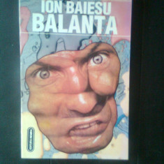 Ion Baiesu - Balanta (Editura Nemira, 1992)