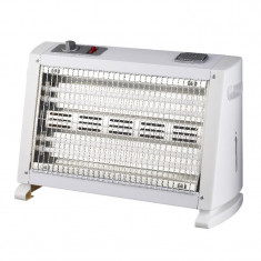 Radiator quartz Sapir, 800/1600 W, umidificator inclus