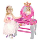 Masuta toaleta pentru fetite Dresser, Roz