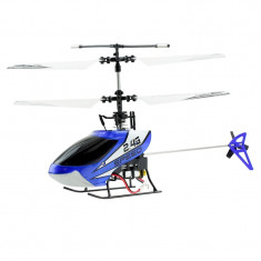 Elicopter F-Series 501, 4 canale, 40 m, telecomanda - Elicopter de jucarie