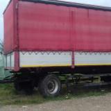Vand remorca portcontainer - Utilitare auto