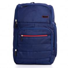 Rucsac laptop Malmo Lamonza, 44 cm, Albastru