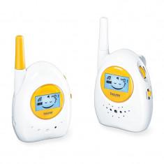 Monitor audio pentru bebelusi Beurer, 800 m, 2 canale - Baby monitor