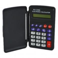 Calculator electronic KK-328A, 8 cifre, oprire automata - Calculator Birou