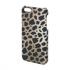 Carcasa Wild Leo iPhone 5/5s Hama, Gri - Husa Telefon Hama, iPhone 5/5S/SE